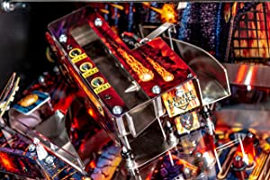 Stern Pinball Black Knight: Sword of Rage Arcade Pinbal Machine, Premium Edition (Color: Black)
