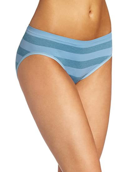 f2b223496 Barely There Women s Barely There Custom Flex Fit Hipster Panty at Amazon  Women s Clothing store  Barely Seamless Underwear