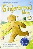 The Gingerbread Man. Book + CD: Usborne English-Lower Intermediate (Level 3) (Picture Books)