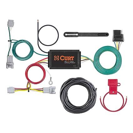 amazon com curt 56368 vehicle side custom 4 pin trailer wiring Subaru Hitch Receiver image unavailable