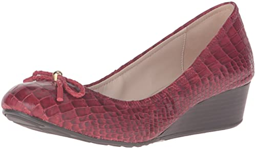 6b3834af804 Cole Haan Women s Tali Grand Lac Wdg40 Wedge Pump  Buy Online at Low ...