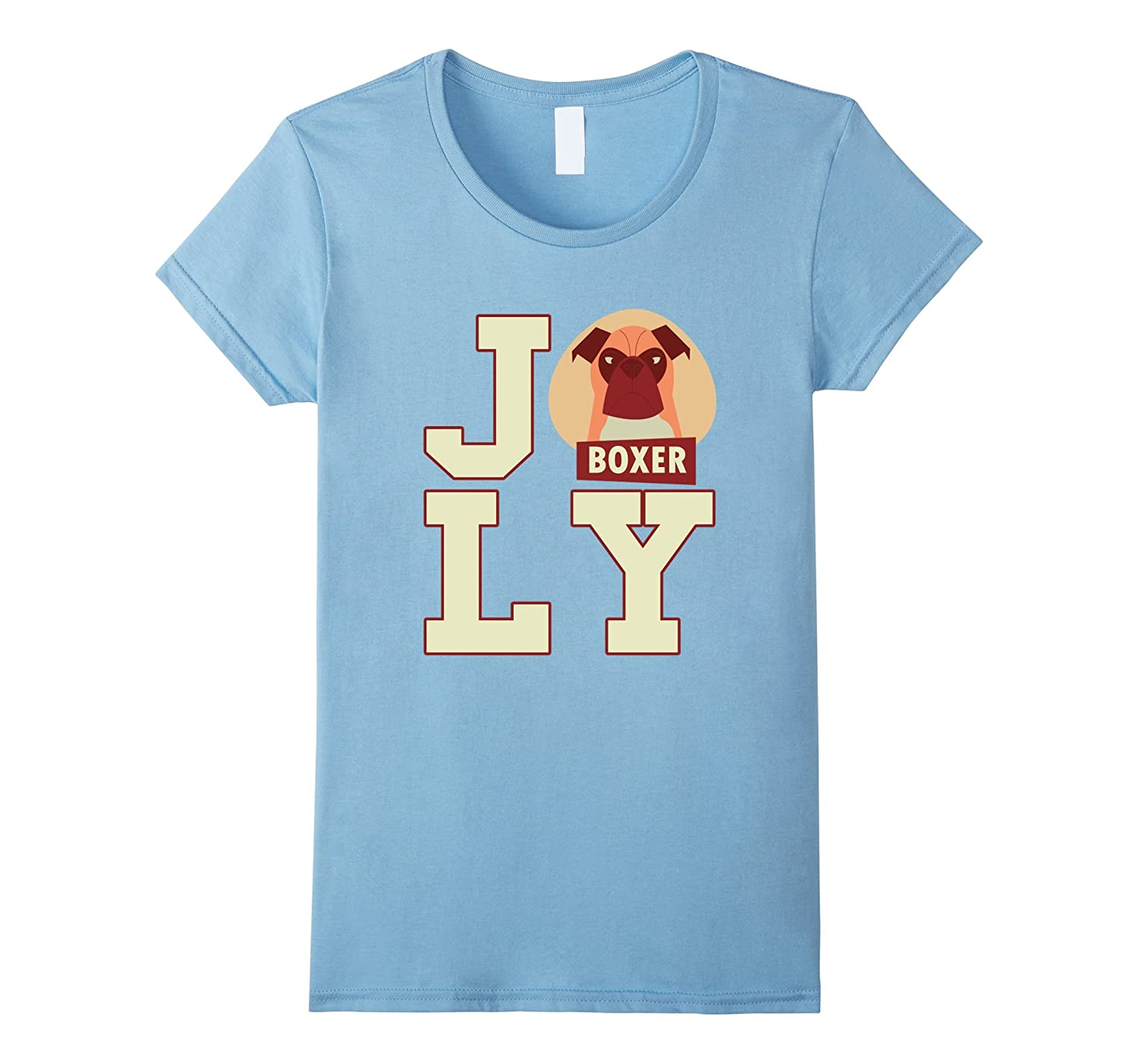4th Of July Independence Day USA Pet Owner Dog Boxer T Shirt