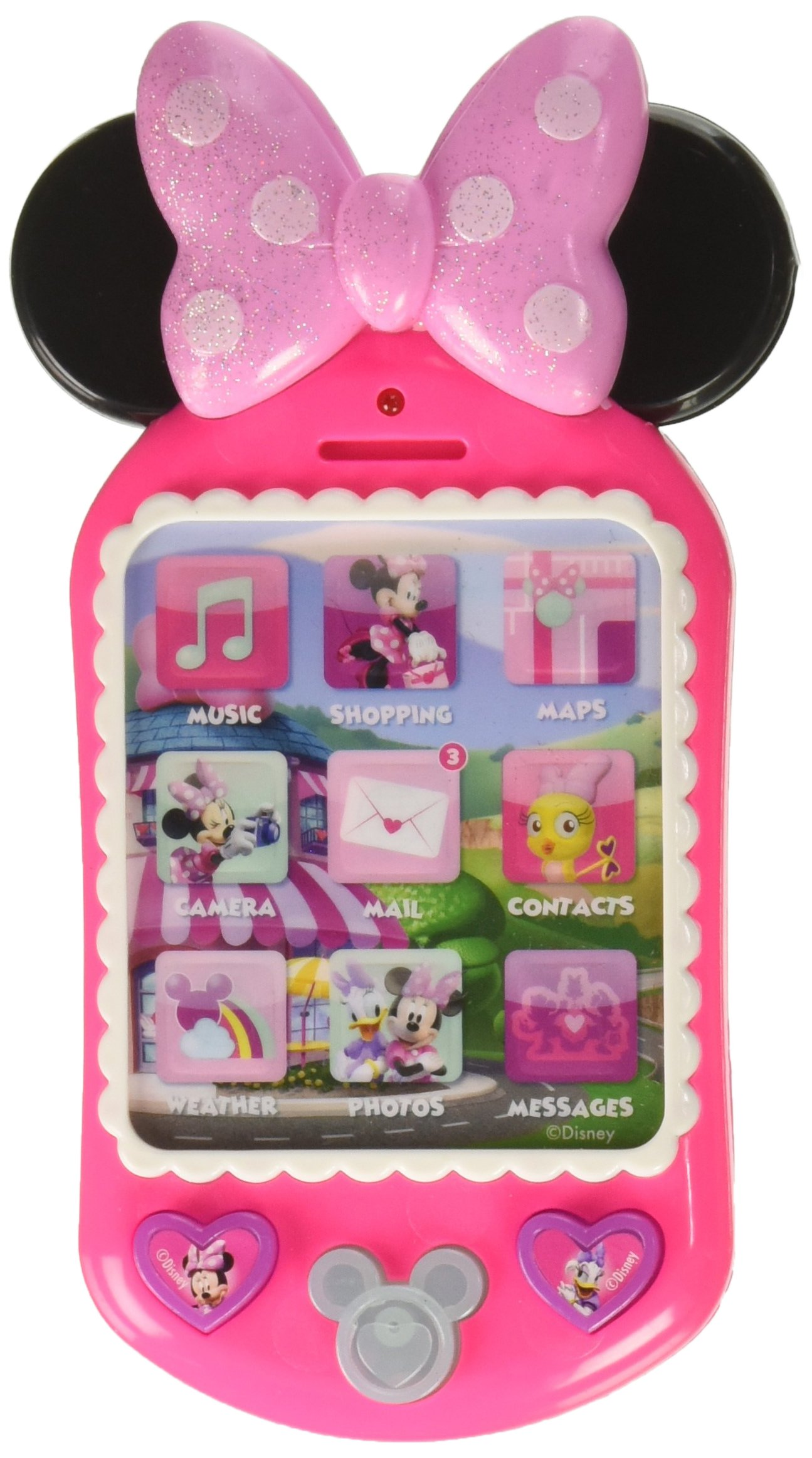 Minnie's Happy Helpers Why Hello! Cell Phone by Minnie Mouse