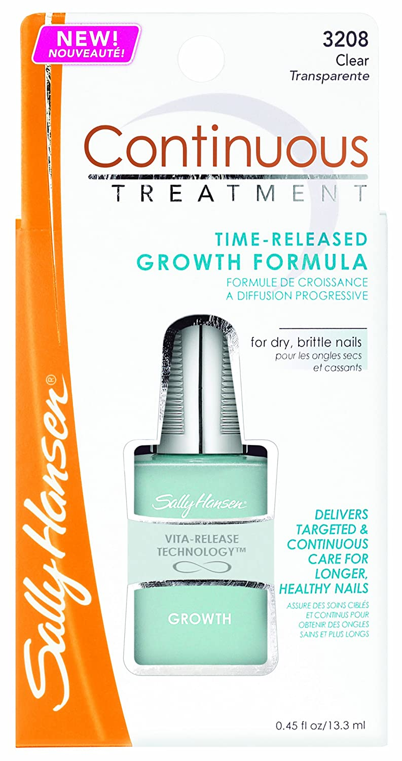 Sally Hansen Continuous Growth Formula 13 ml 074170358131