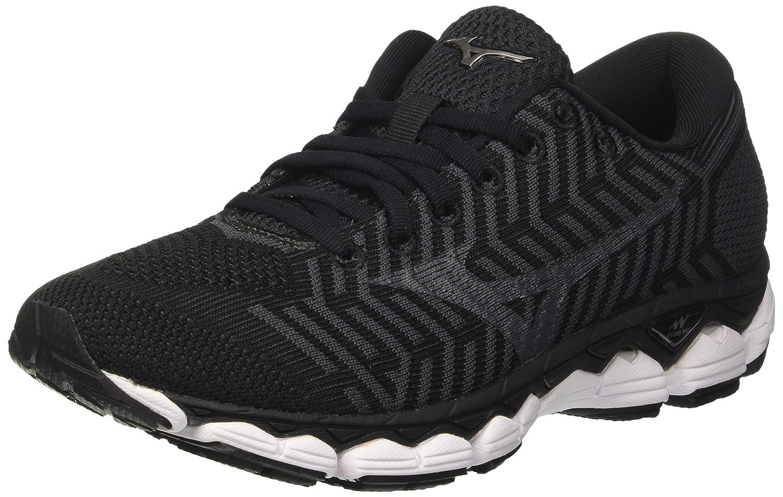 TALLA 38 EU. Mizuno Waveknit S1 Wos, Zapatillas de Running para Mujer