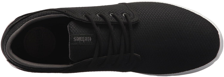 Etnies Herren Scout Sneaker schwarz Grau/ROT) (schwarz/Dark Grau/ROT) schwarz 282086