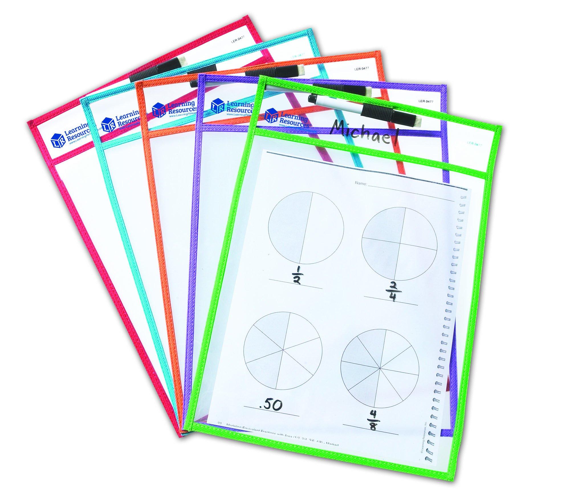 Learning Resources - Escribir y limpiar bolsillos product image