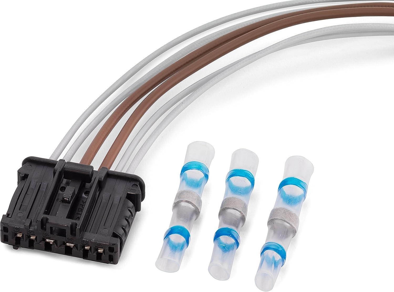 Juego de reparación de cables de luz trasera para Dacia Renault PSA