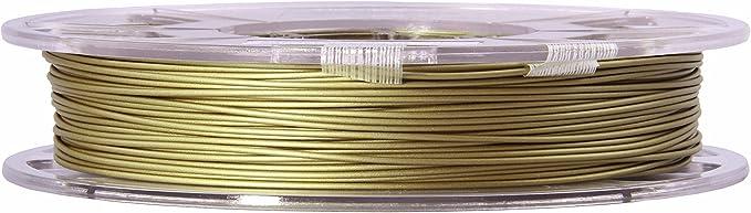 Esun Bronce 3d impresora filamento, 0.5 kg – Color Bronce ...