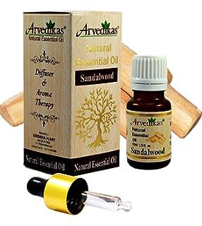 Madera de sándalo aceite 100% natural puro sin diluir Reino Unido aceite esencial 10 ml