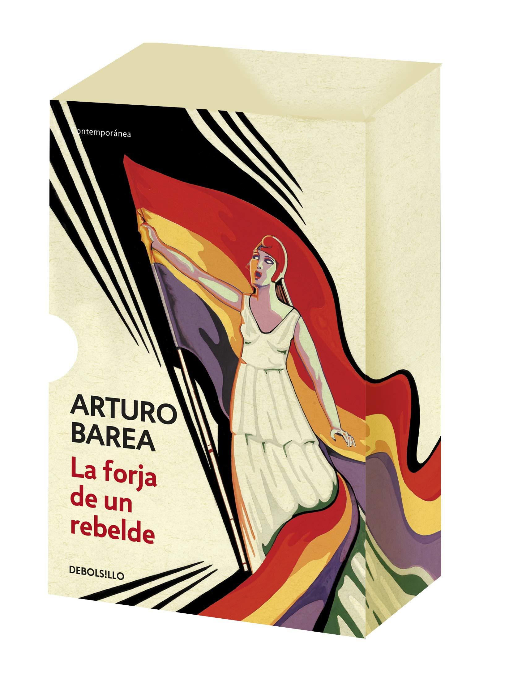 La forja de un rebelde estuche con La forja | La ruta | La llama CONTEMPORANEA: Amazon.es: Arturo Barea: Libros