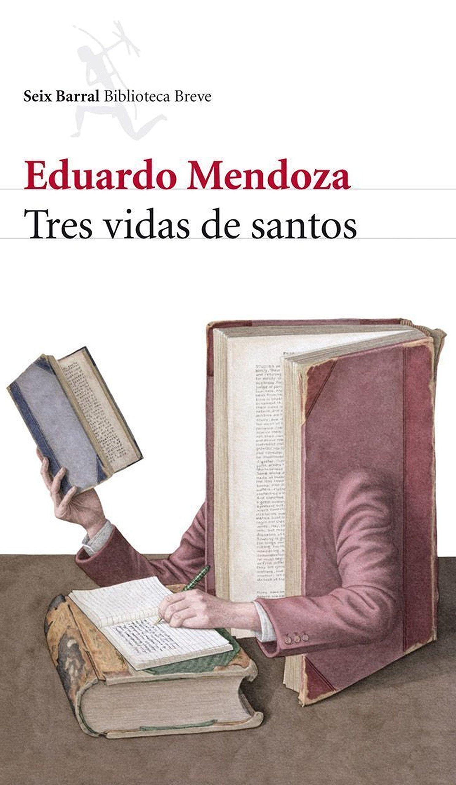 Tres vidas de santos (Volumen independiente): Amazon.es: Eduardo Mendoza: Libros