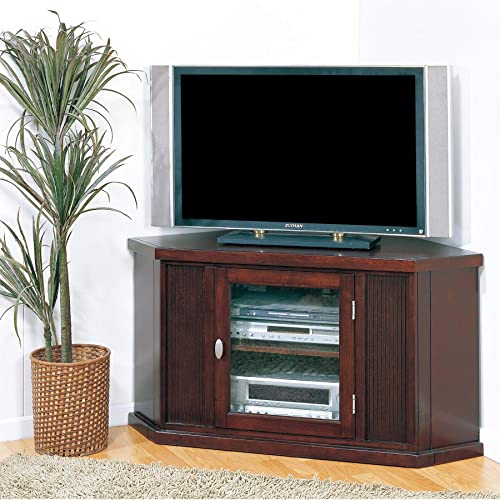 Leick Home Riley Holliday 46″ Corner TV Stand