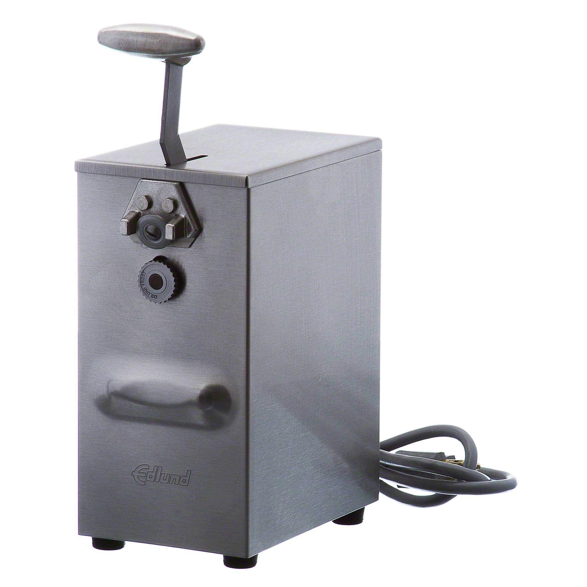Edlund 203/115V Electric 2-Speed Can Opener Up to 75 Cans per day