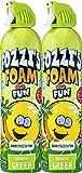 FOZZI's Bath Foam Aerosol for Kids, Groovy