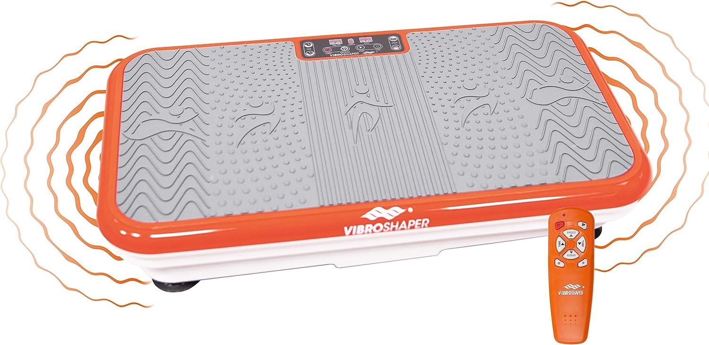 Vibro Shaper - Plataforma vibratoria de Fitness multifunción - Vista en la televisión