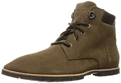 Woolrich Men's Beebe Explorer Chukka Boot, Walnut Suede, ...