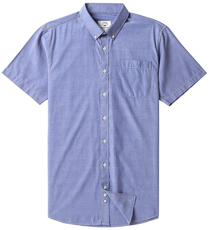 348161fc71 Summer Mae Men s Elegant Polo Shirt with Mandarin Collar and White Welts   Amazon.co.uk  Clothing