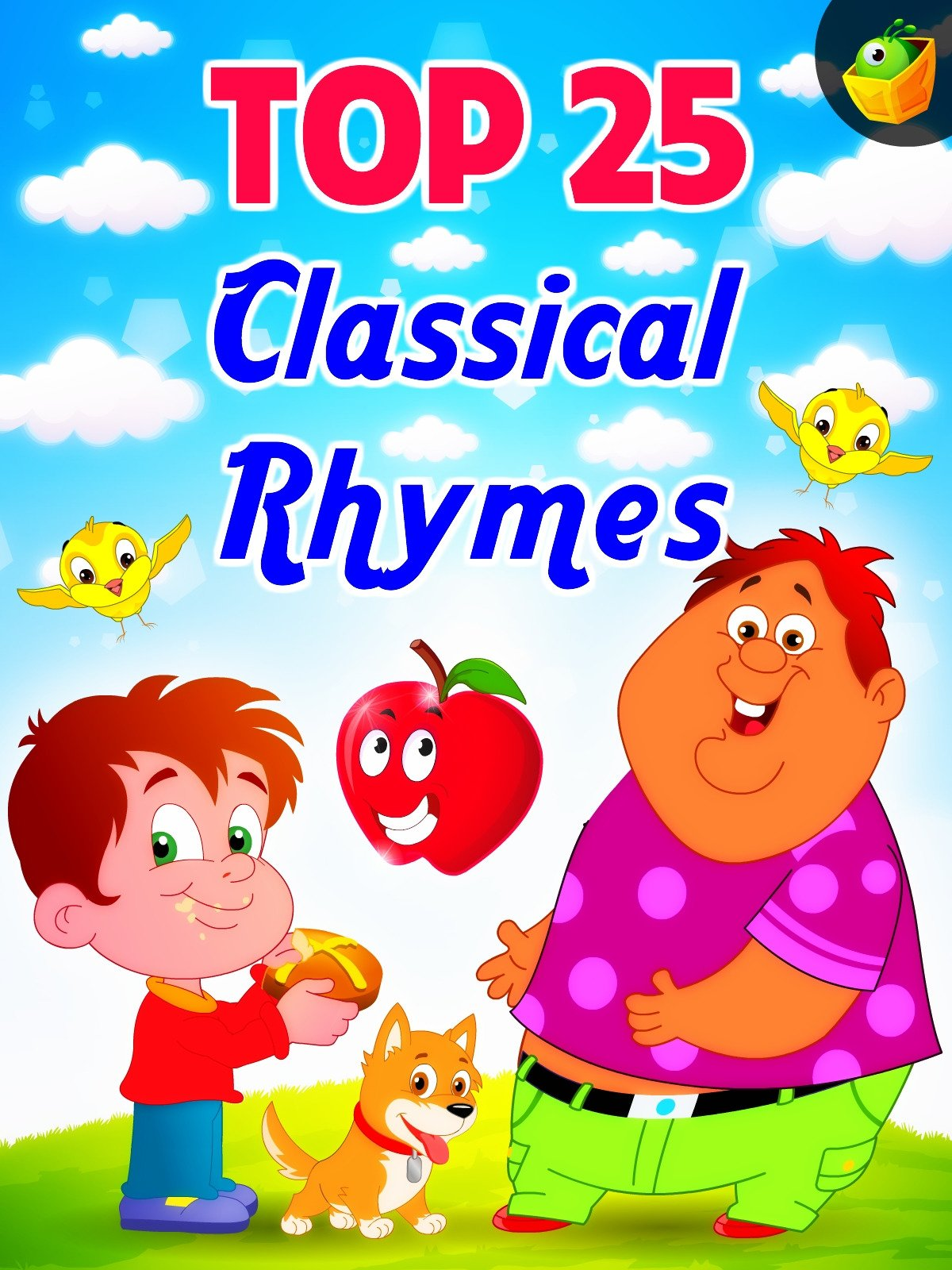 Top 25 Classical Rhymes on Amazon Prime Video UK