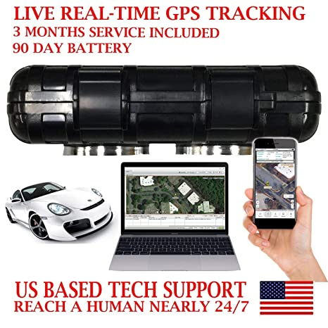 Gps Tracking Device For Cars >> Aes Rgt90 Gps Tracker Sms Locator Mini Portable Vehicle Locating Tracking Device With Waterproof Magnetic Case Works Up To 90 Days On A Single Charge