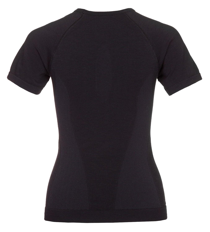 VAUDE Camiseta de Acampada y Senderismo para Mujer