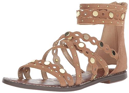 1414221d86debb Sam Edelman Women s Geren Sandal  Amazon.co.uk  Shoes   Bags