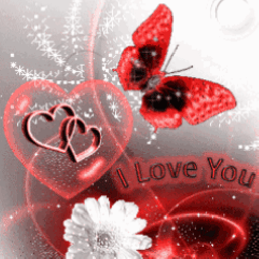 Amazon Butterfly I Love You Live Wallpaper Appstore For Android