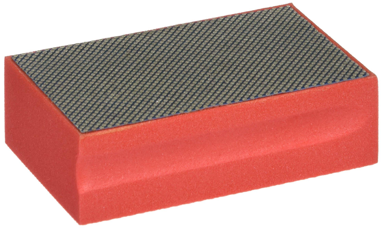 MK Diamond 159052 200 Grit Foam Block Polishing Pad