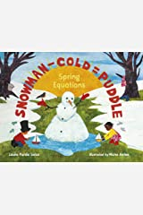 Snowman - Cold = Puddle: Spring Equations Kindle Edition