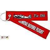 "Porte Clés - "" Remove Before Flight "" - Focke-Wulf "" Fw 190 """