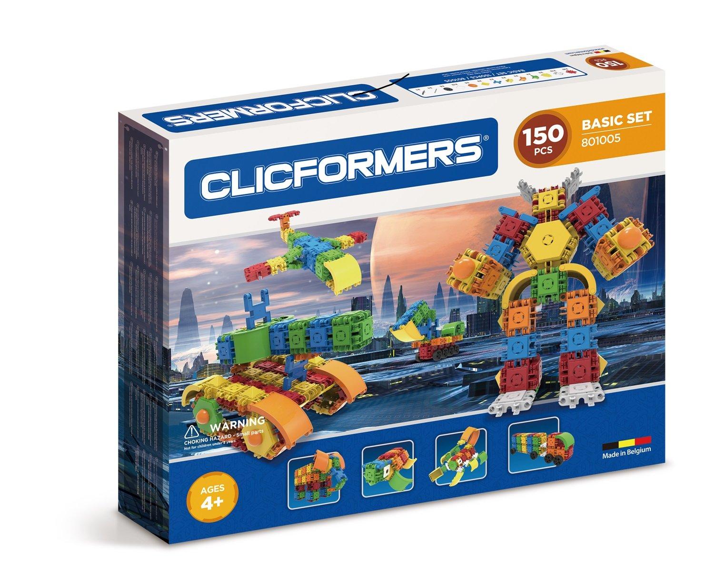 Clicformers 801005 E Construction ToyAmazon itGiochi Giocattoli 6gbyvYf7