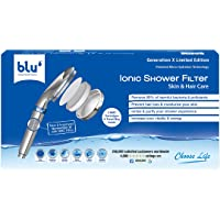 Ionic Shower Filter (Generation X - Limited Edition) Natural Immune System Booster, Rejuvenate Your Hair & Skin…
