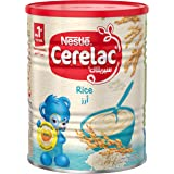 Nestle Cerelac Infant Cereal Baby Food Rice - 400g Tin, 12265620
