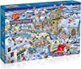 Gibsons I Love Christmas Jigsaw Puzzle (1000 Pieces)