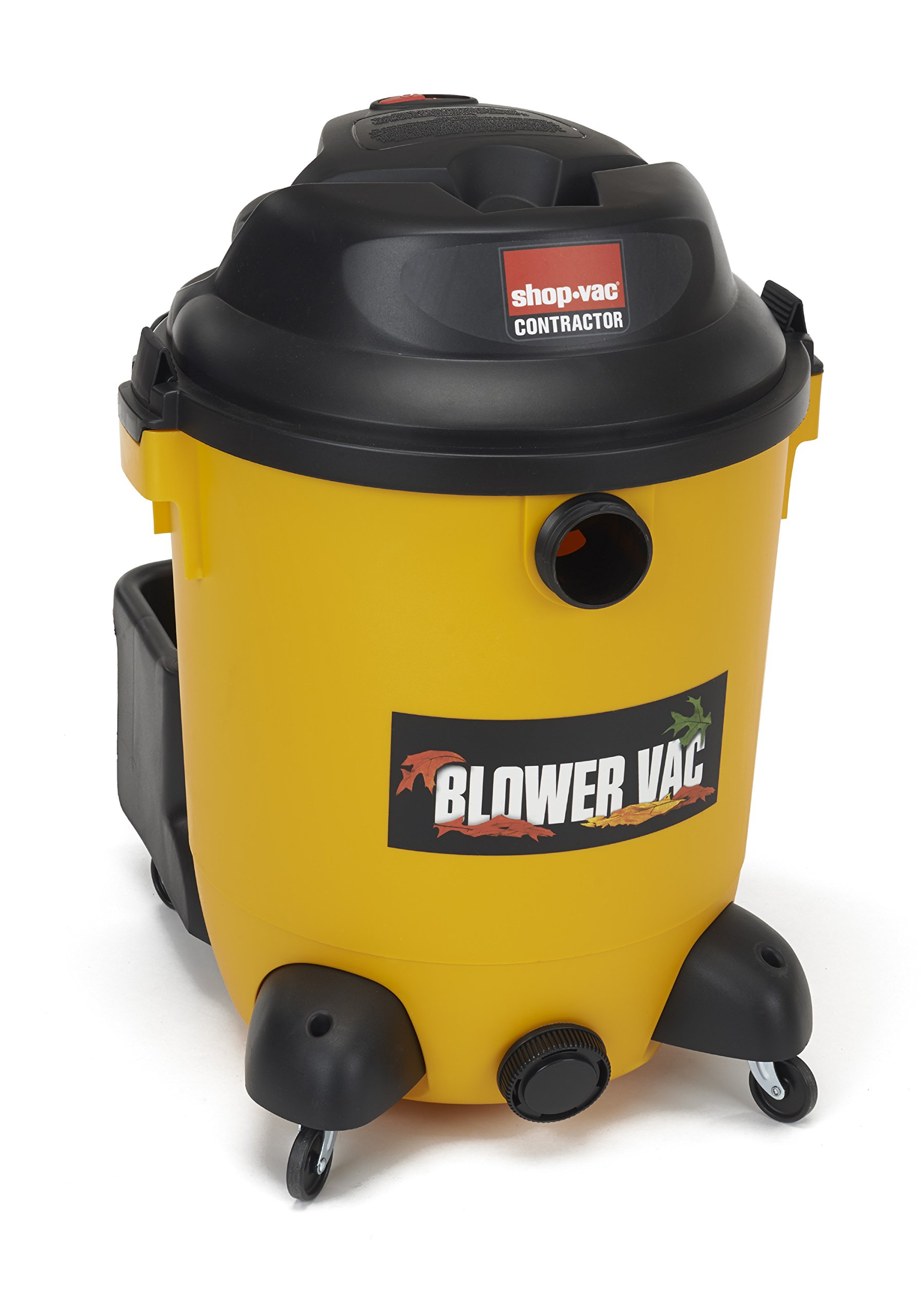 Shop-Vac 9631410 6.5 Peak HP Wet Dry Vacuum with Detachable Blower, 14-Gallon