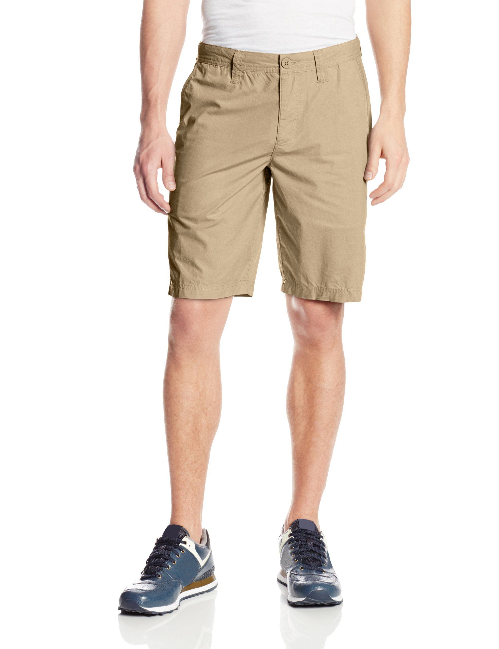Columbia Men's Washed Out Short, Crouton, 36x10