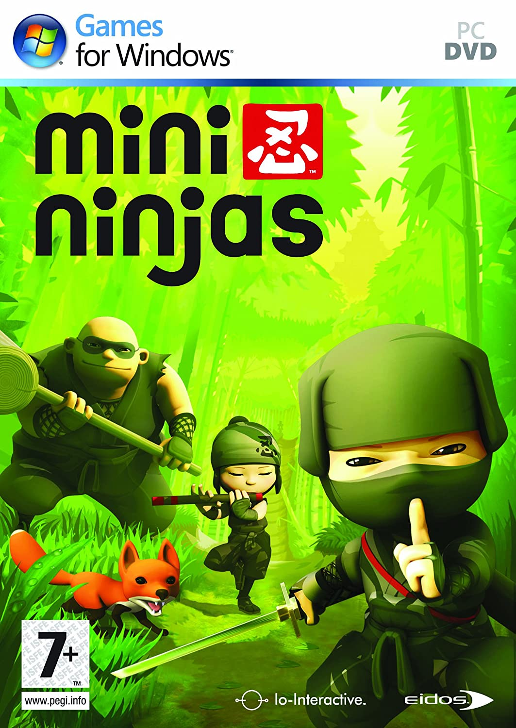 Amazon.com: mini ninjas: Video Games
