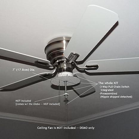 7 dia cool white 6000k led panel kit for ceiling fan light cool white 6000k led panel kit for ceiling fan light aloadofball Gallery