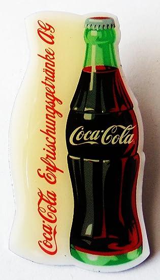 Eine Coca-Cola-Flasche Wie man sich auf einer Dating-Seite Beispiele vorstellt