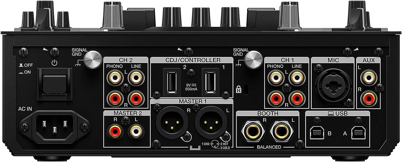 Amazon.com: PIONEER PRO Scratch Mixer SERATO REKORDB (DJM-S11-SE):  Electronics