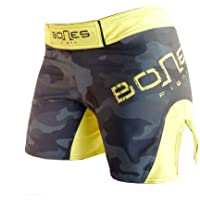 "Bones Fight"": Fight Shorts para Mujeres, Women´s MMA"