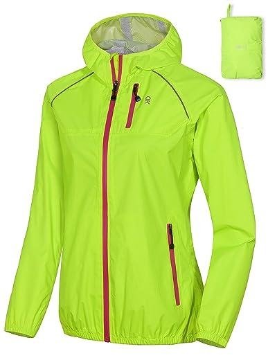 Little Donkey Andy Women's Waterproof Cycling Bike Jacket