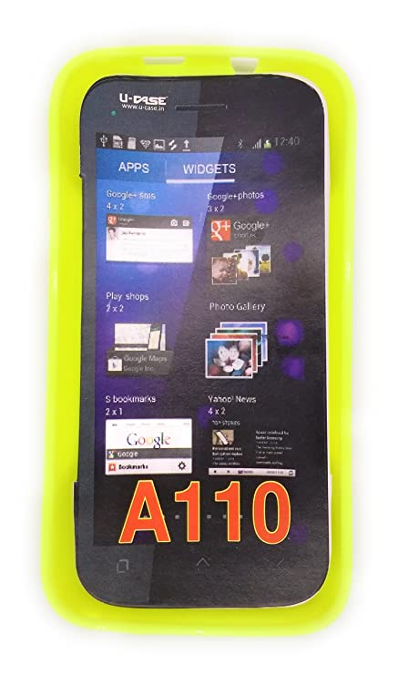 meet d2008 51653 Micromax Canvas A110 Back Case: Amazon.in: Electronics