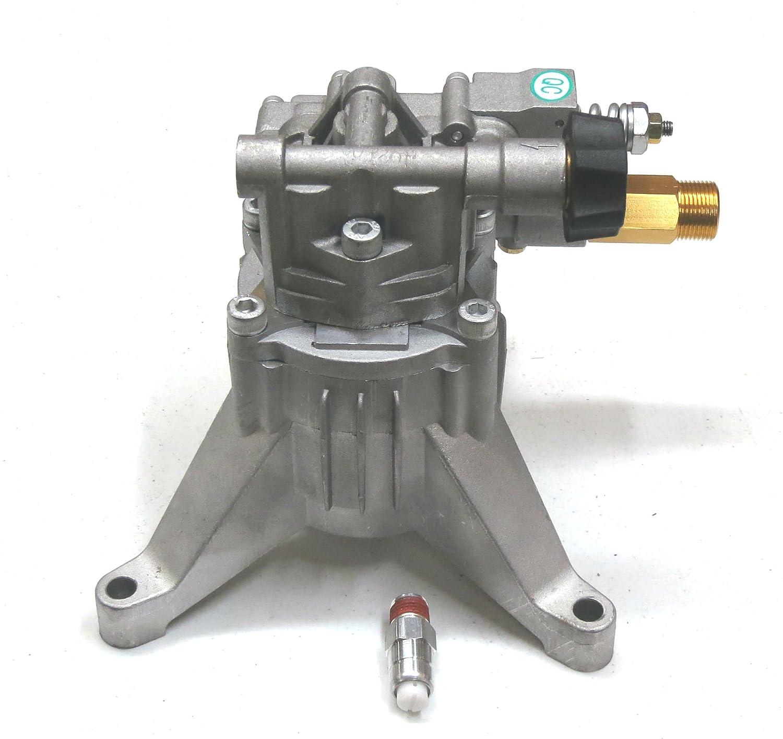 Gasoline pressure washer pump