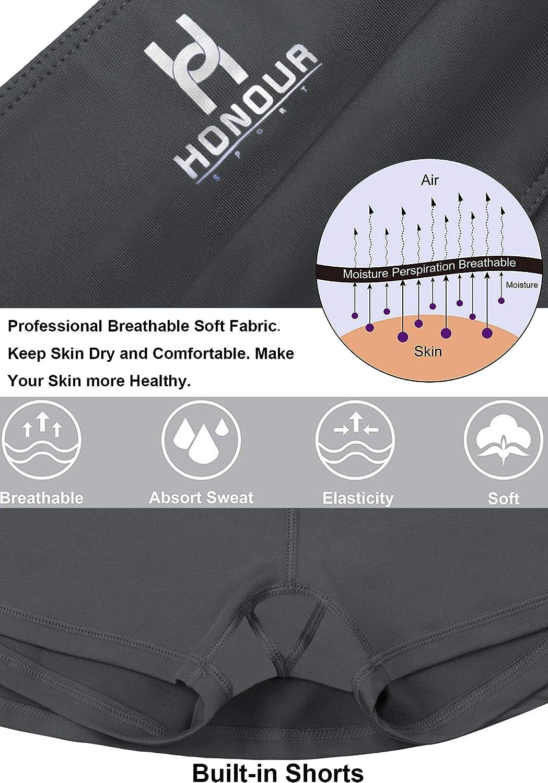 Amazon.com: Faldas de golf para mujer para tenis ...