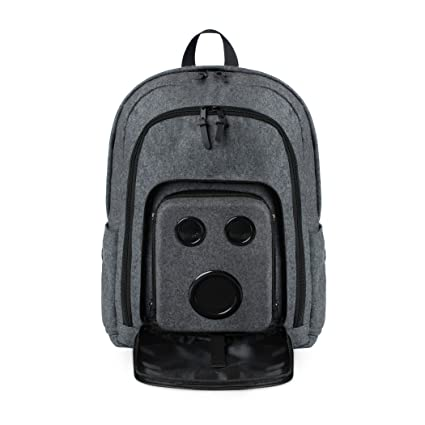Review Bluetooth Speaker Backpack With