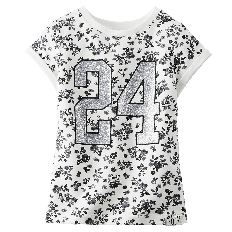 ファッション Carter's SHIRT SHIRT ベビーガールズ 5 Toddler Toddler 5 B01B24JYY0, ラビオスドリームショッピング:6a6c5baf --- a0267596.xsph.ru