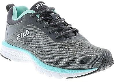 a80c954142674 Amazon.com | Fila Womens Memory Foam Outreach Athletic Shoe | Road Running