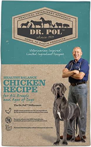 Dr. Pol's Healthy Balance Adult Dog Food