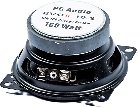 Pg Audio Evo Ii 10 2 10 Cm 2 Wege Coax Auto Elektronik